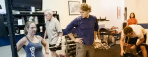 Individually designed fitness training with Coach G